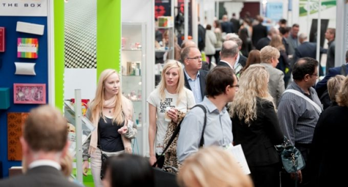 The Capital Hosts Packed Out Packaging Show