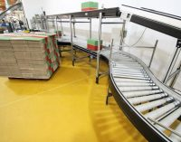Specialist Resin Flooring For Walkers Snacks