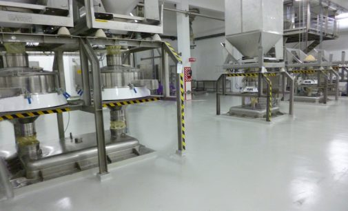 Russell Finex Helps Nestlé Safeguard Product Quality at New 26,000 Tonnes/year Milk Powder Processing Plant in Chile