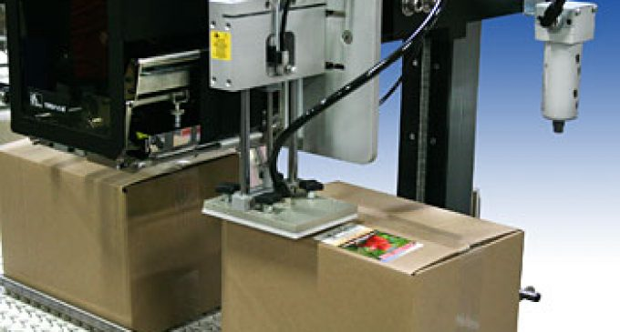 Feature Packed Economical Labelling From Weber