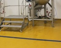 New Hygienic Rooms For Fresh Food Processing