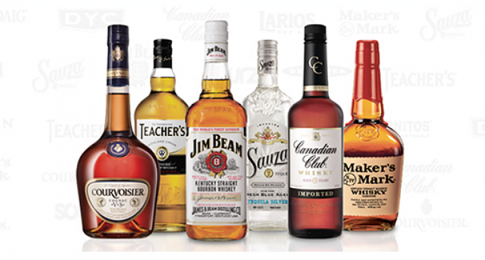 Suntory Acquisition of Beam Nears Completion