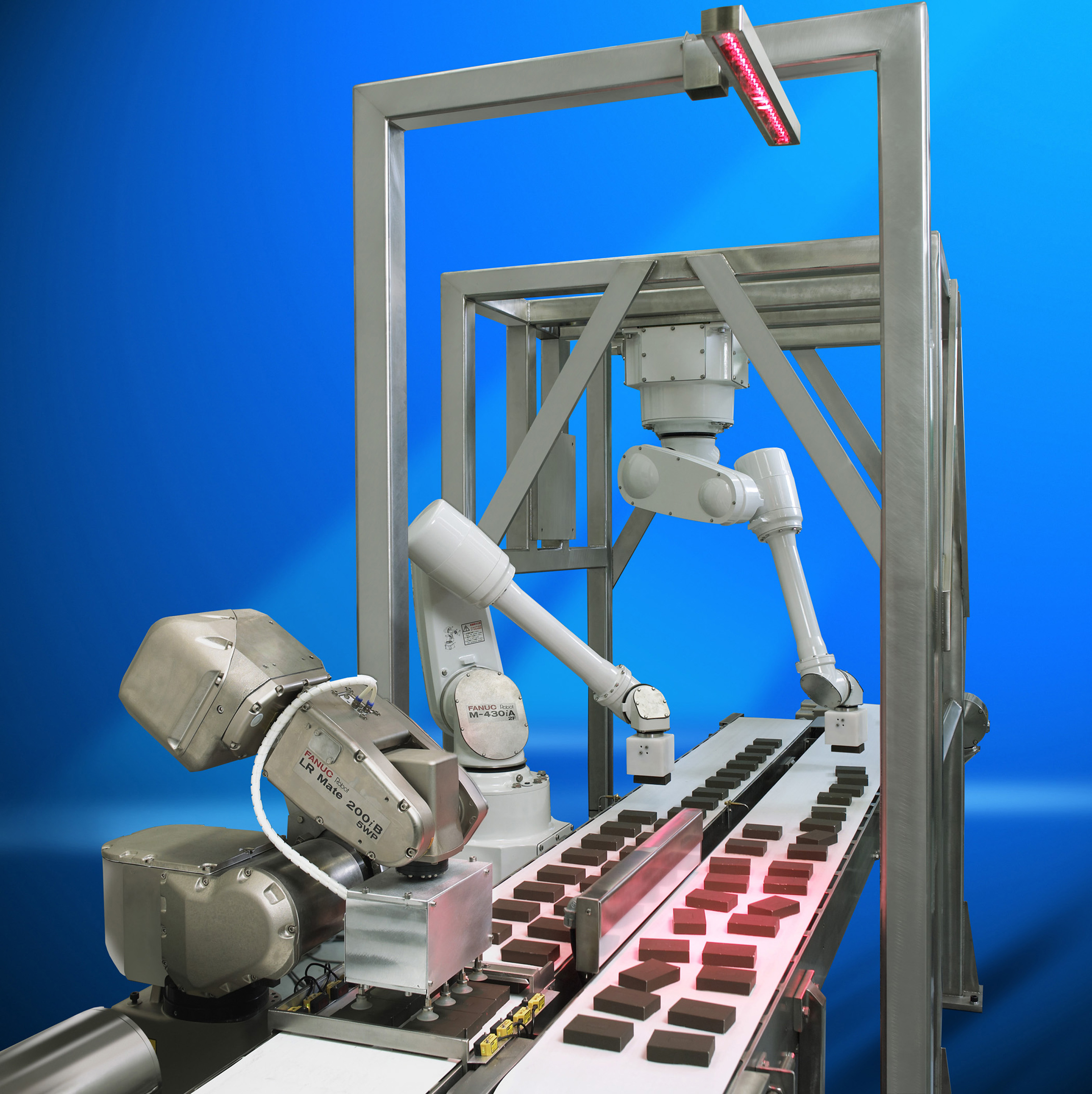Pacepacker To Offer 20+ Robot Options for Food Handling, Assembly