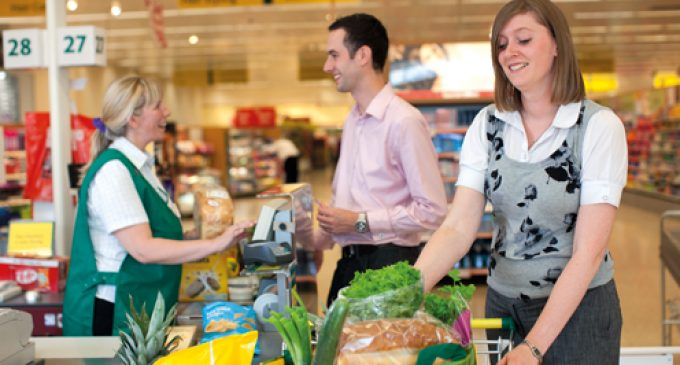 UK Food Inflation at Lowest Level