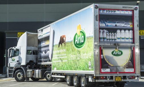 Arla Foods Recognised by McDonald's as Sustainable Supply Award Winner