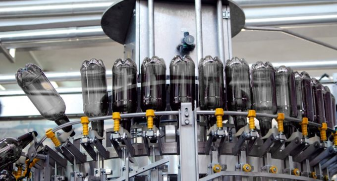 Increased Output and Reduced Costs in Soft Drinks Production