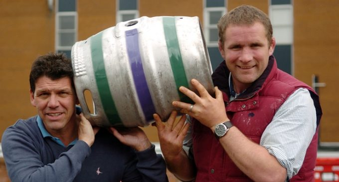 English Craft Brewer Teams Up With Rugby Legend