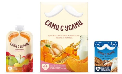 Pearlfisher Creates New Baby Food Brand For Russian Market