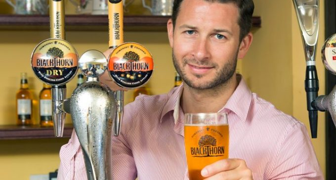 Blackthorn Celebrates its Somerset Roots With a Fresh New Look