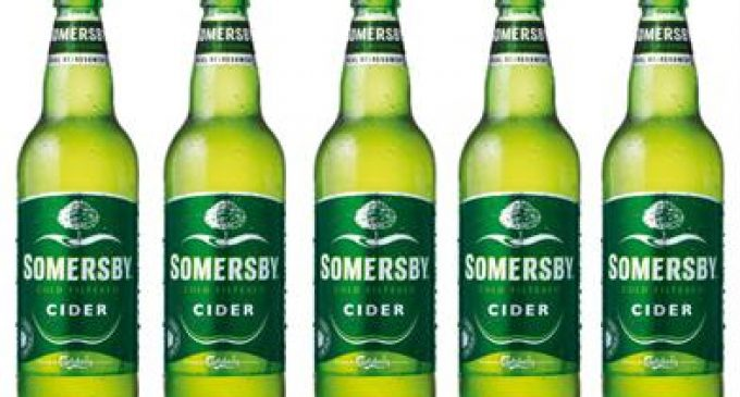 Carlsberg Launches New Global Campaign For Somersby Cider