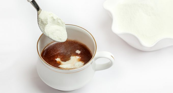 Study Could Smooth Lumps From Powdered Drinks