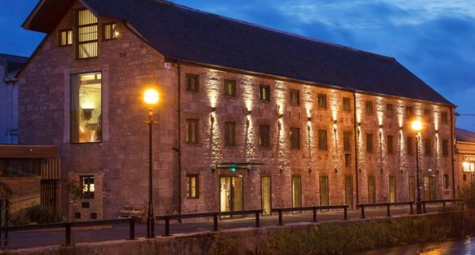 Tullamore D.E.W. Visitor Centre's New Restaurant Launched