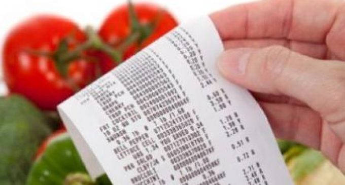 UK Grocery Market Inflation Falls to Record Low