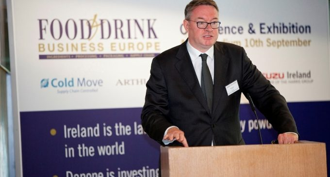 Huge Potential For Irish Food and Drink Industry But Significant Barriers Remain For SMEs