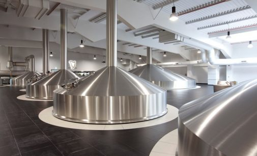 Diageo Invests €169 Million to Regenerate Historic Guinness Brewery