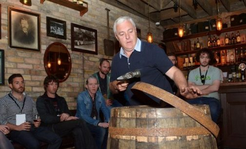 Franciscan Well Launches Jameson-Aged Pale Ale in Latest Collaboration