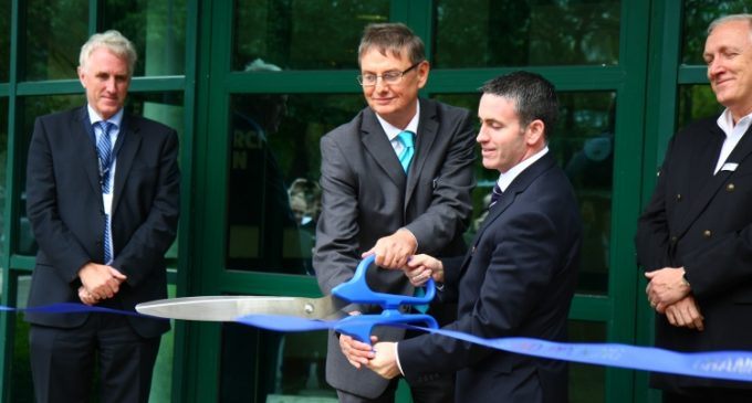 TOMRA Sorting Opens New R&D Facility in Ireland