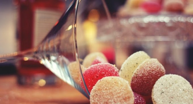 World's First Alcoholic Pastille Unveiled