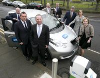 Four Irish SMEs win funding to develop innovative communal electric vehicle charging solutions