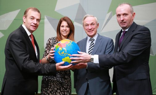 Top 250 Exporters in Ireland and Northern Ireland 2015