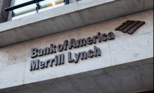 Bank of America moves $9bn out of Ireland to UK