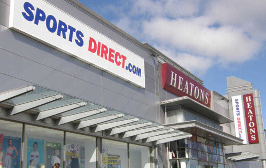 Sports Direct To Acquire Heatons Industry Business