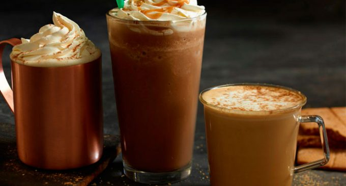 Starbucks to sell wine and coffee as it launches store of the future