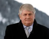 Funds lost interest when O'Brien refused to budge on price