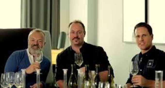 New Zealand winery toasts deal with Musgrave to stock Graham Norton wine here