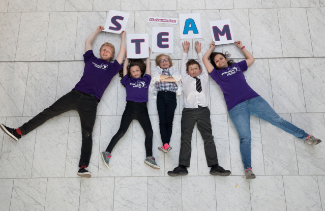 steam cork science festival children