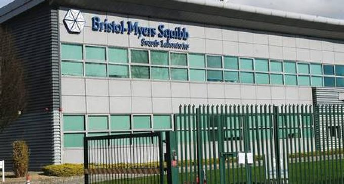BMS recruiting 400 for new biologics plant in Dublin