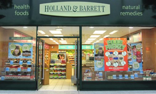 Holland & Barrett sets £1bn sales target