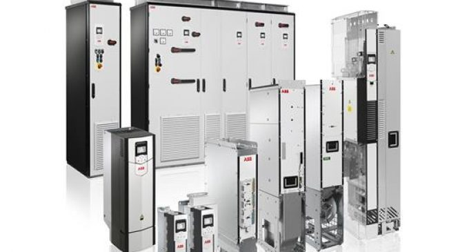 ABB delivers its 10 millionth variable speed drive
