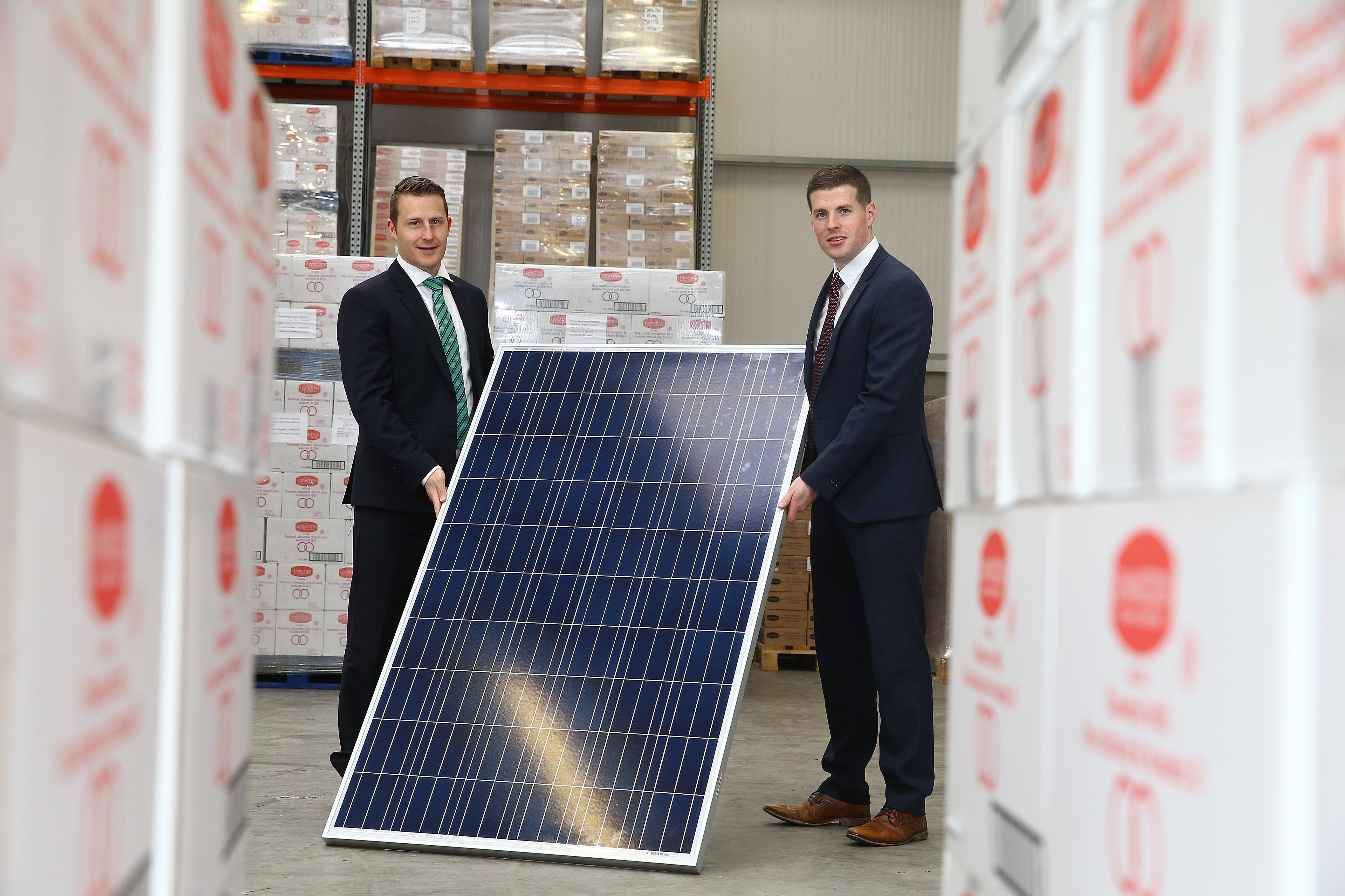 Solar Boost For Food Linwoods Industry Amp Business