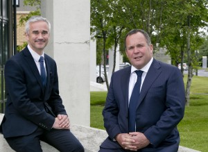 Alan McGonnell and Paul Connell, directors, Pure Telecom