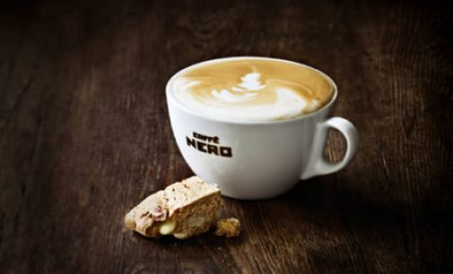 Caffe Nero plans 40 stores and 350 new jobs