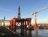 60 Jobs to go at Harland & Wolff in Belfast