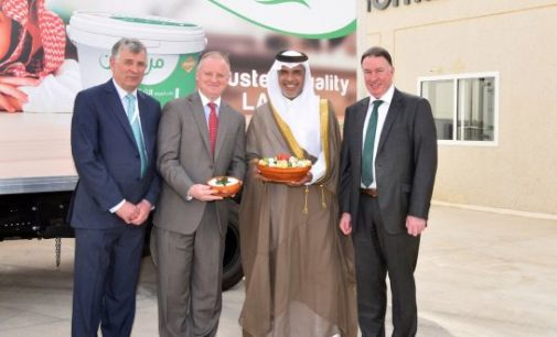 Ornua opens €20m Cheese facility in Saudi Arabia