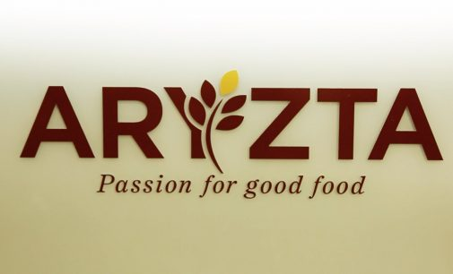 Aryzta see's its shares fall by 5.7 per cent