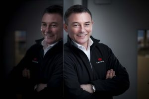 Maurice Mortell, Managing Director of Ireland and Emerging Markets, Equinix