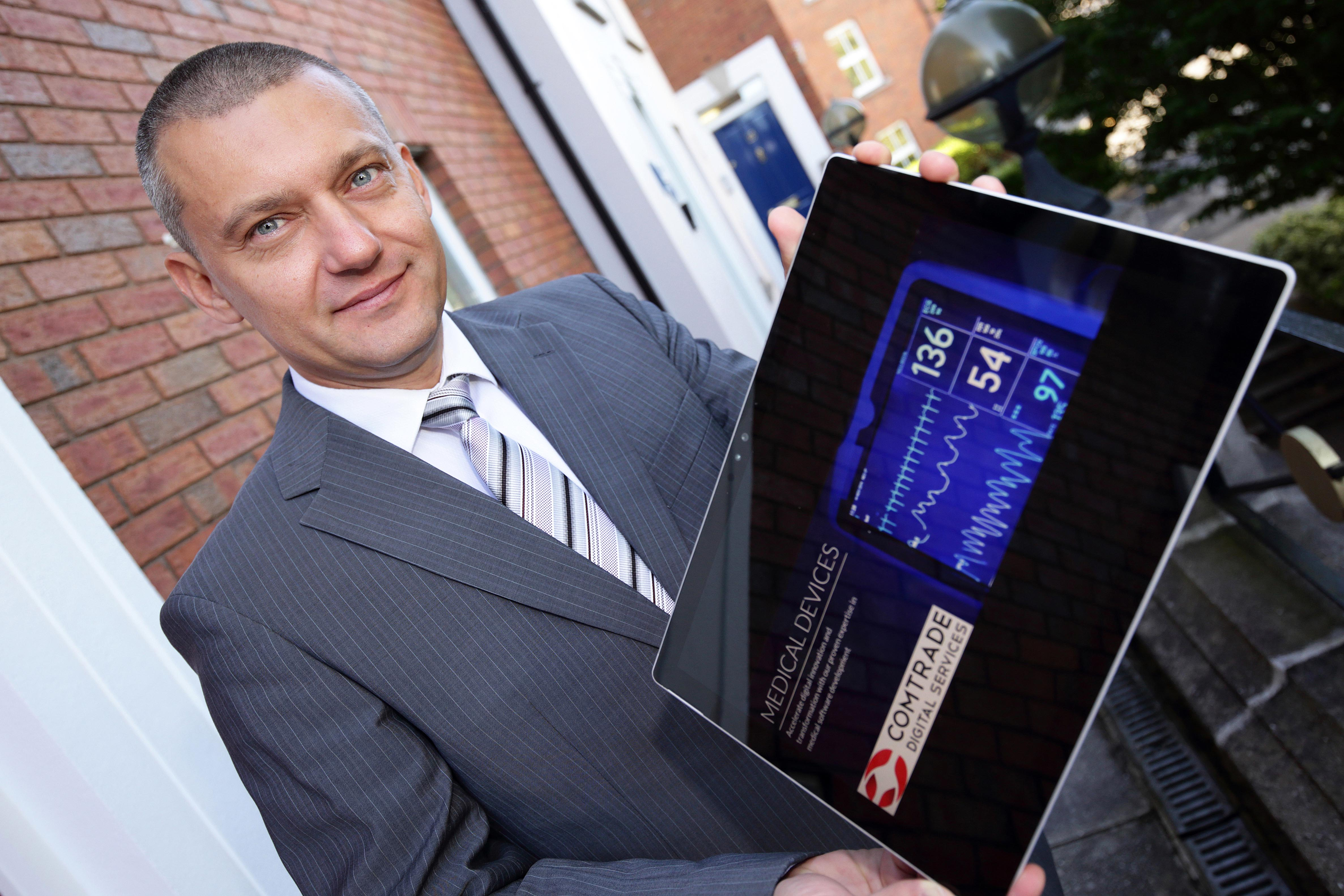 Medical software certification sees Comtrade target 25% growth