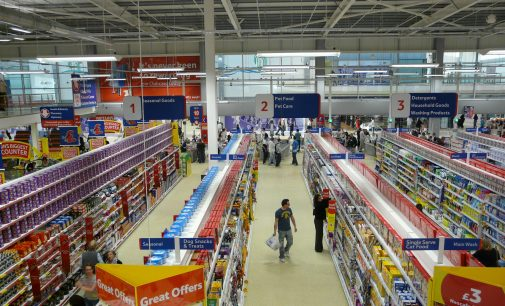 "Tesco's sales in Ireland rise 0.2% in ""highly competitive"" market"