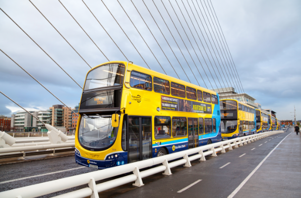 """Dublin Will """"Grind to a Halt"""" Without Public Transport Investment – Chamber of Commerce"""