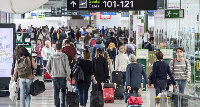 Dublin Airport Passenger Numbers Up Nine Percent in January