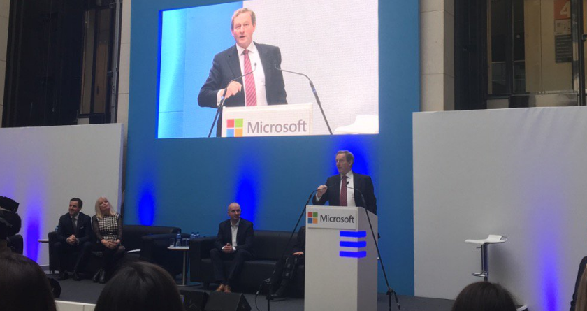 Microsoft to Hire 600 People in Dublin