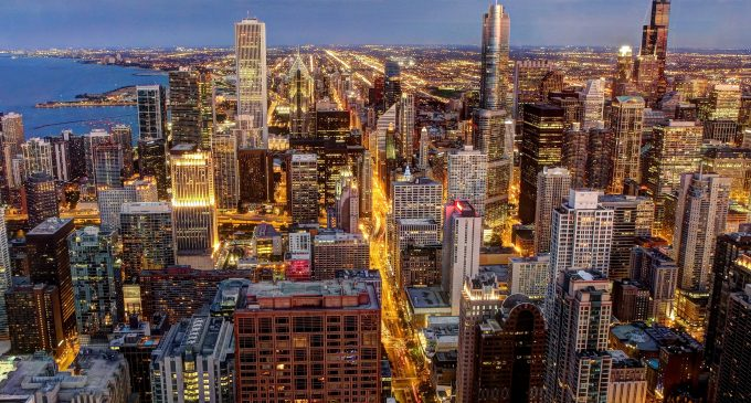 Air routes from Cork and Dublin to Chicago from €139