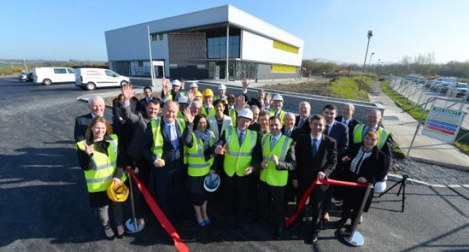 IDA's new Advance Technology Building in Tralee opens