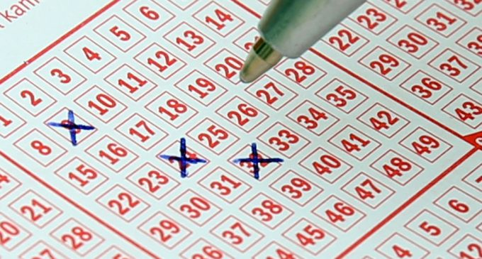 Controversial online lottery website launches in Ireland