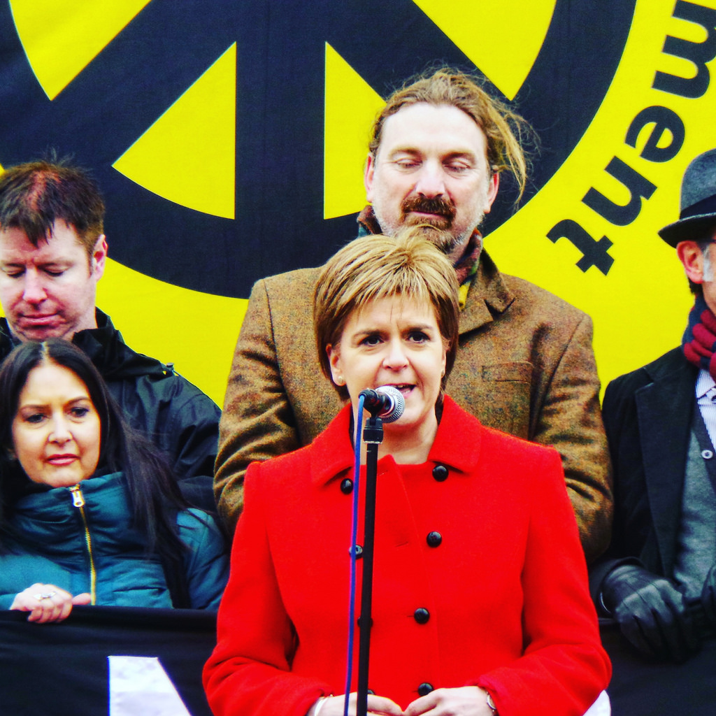 New independence referendum backed by Scottish parliament