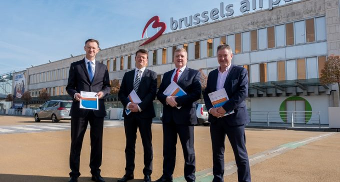 Minister Breen leads 25 companies on trade visit to Antwerp